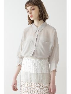 ◆シアーフォルムシャツ