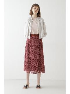 ◆リーフレーススカート