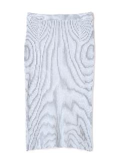 パレットRIBニットリブスカート