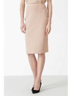 ◆ミラノリブニットスカート