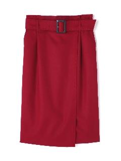 ウールサキソニースカート
