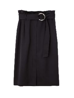 ◆ドレーピータスランベルト付きスカート