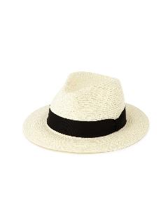 ブレードつば広帽