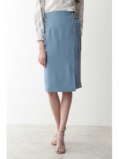 ◆ソフトツイルラップ風スカート
