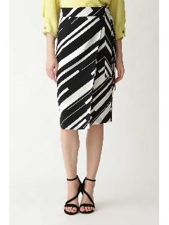 ◆バイヤスマルチボーダースカート