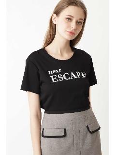 [ウォッシャブル]next ESCAPE Tシャツ