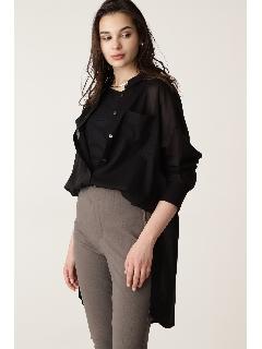 ◆シアーオーバーシャツ