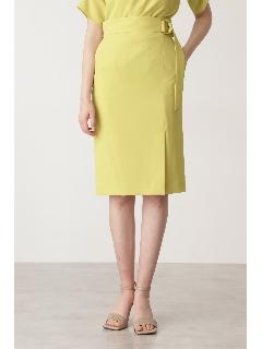 ◆リネンライクセットアップスカート