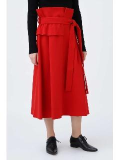 《BLACK LABEL》ウールWアムンゼンロングスカート