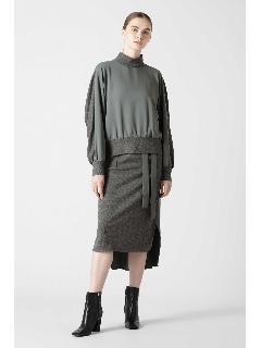 ◆ジャージーコンビジョーゼットスカート