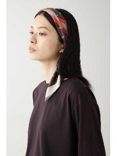 ◆オリジナルhwロゴシルクスカーフ