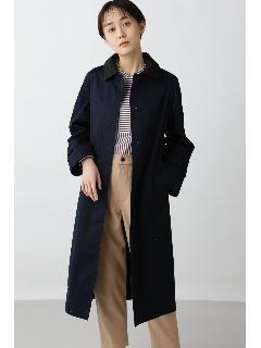 ◆ノーカラーツイルコート