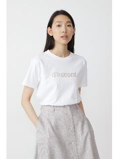 ◆ロゴT/スワイスワイ天竺d'accord Tシャツ
