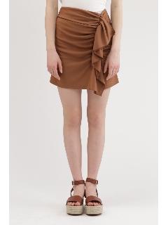 クローイドレープスカート