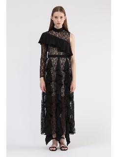《JILLSTUART White》モナワンショルダーレースドレス