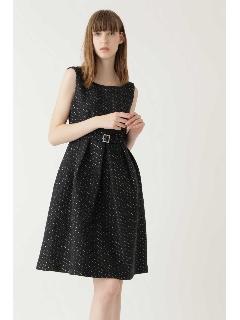 《JILLSTUART White》ジョージアジャガードドレス
