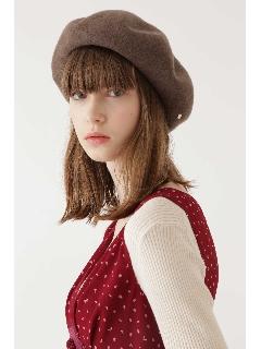 |美人百花9月号掲載|◆アニーベレー帽