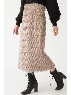 エレクトラ カットジャガードスカート