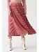 ◆ララカラープリーツスカート
