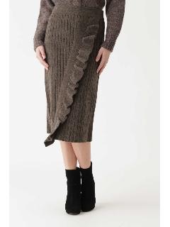◆<otona MUSE×JILLSTUART>ミューズニットスカート