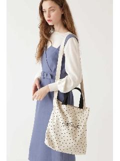 ◆JILL パターンキャンバストートバッグ