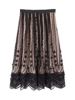 ◆アリーエンブロイダリースカート