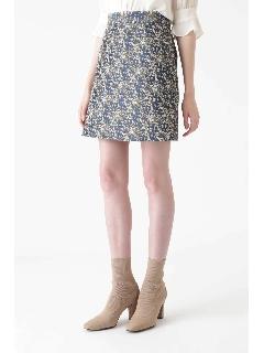 ◆ブレンダジャガードミニスカート