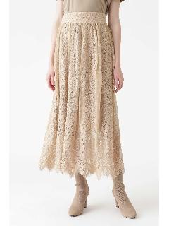 ◆ローラレースロングスカート