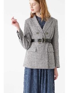 ◆フィリーツィードテーラードジャケット