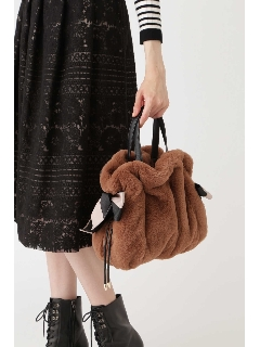 [WEB限定商品] ジュディ巾着バッグ