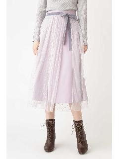 ◆ステイシーチュールスカート