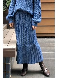 ◆ドロシーニットスカート