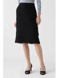 ◆《Endy ROBE》ノラツィードタイトスカート