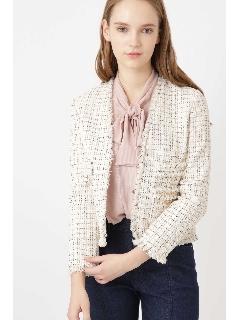 サリーツィードジャケット