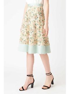 ◆レーシーフラワースカート