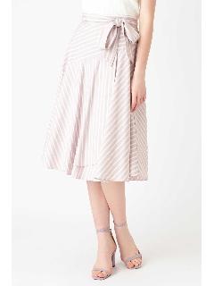 ジェーンラップ風フレアスカート