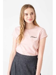 [WEB限定商品]JILL PINK Tシャツ