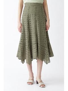 ◆ジュディエンブロイダリースカート