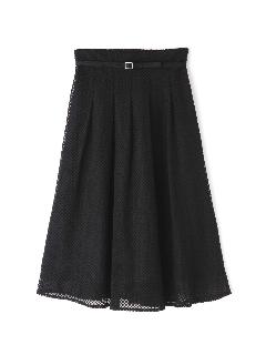 アーロン刺繍スカート