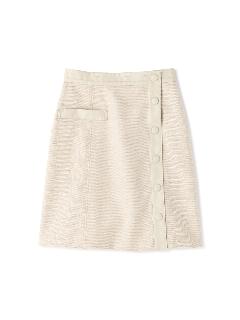 ◆エランツイードコンビスカート