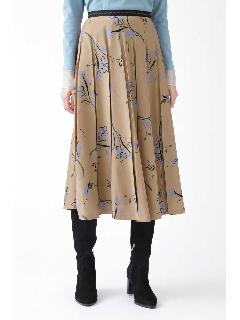 ◆《Endy ROBE》レナフラワースカート