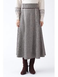 ◆ツイードロングスカート