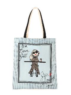 ◆《Daichi Miuraコラボ》 アートトートバッグ