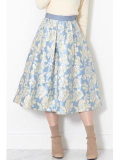 ◆アマレットフラワースカート