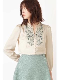 ◆コーネリア刺繍ブラウス