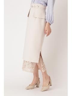 グレンダレイヤードペンシルスカート