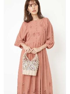 ◆マイヤー巾着付メッシュバッグ