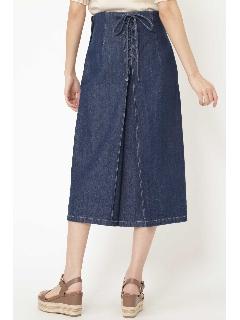 ◆ミハイルデニムタイトスカート