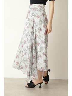 ◆エドナシルクフラワースカート