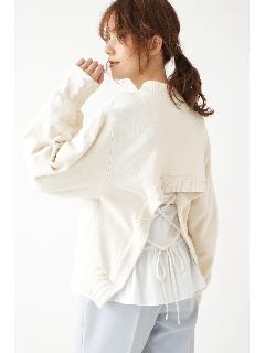 ◆コンビスウェットシャツ